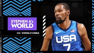 'USA Basketball cannot use the excuse that they were thrown together last minute' - Stephen A. Smith