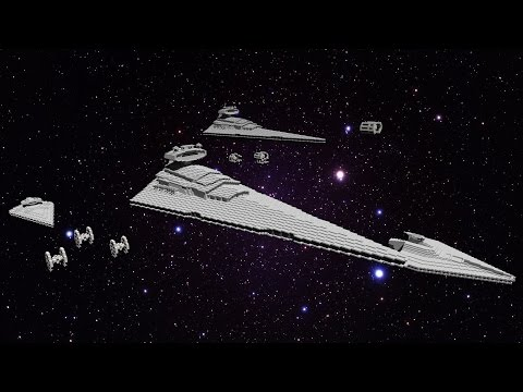 Minecraft: Imperial Fleet Cinematic