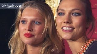 Anna Dello Russo for H&M Launch Party in Paris ft Karlie Kloss & Toni Garrn | FashionTV
