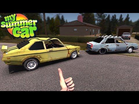 My Summer Car - DUMB AND DUMBER