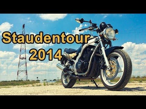 Motorradtour durch den Naturpark Augsburg - Westliche Wälder (Stauden)
