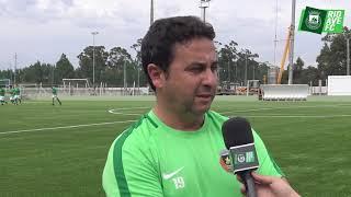 Sub 19: Inicio do Campeonato Nacional Juniores