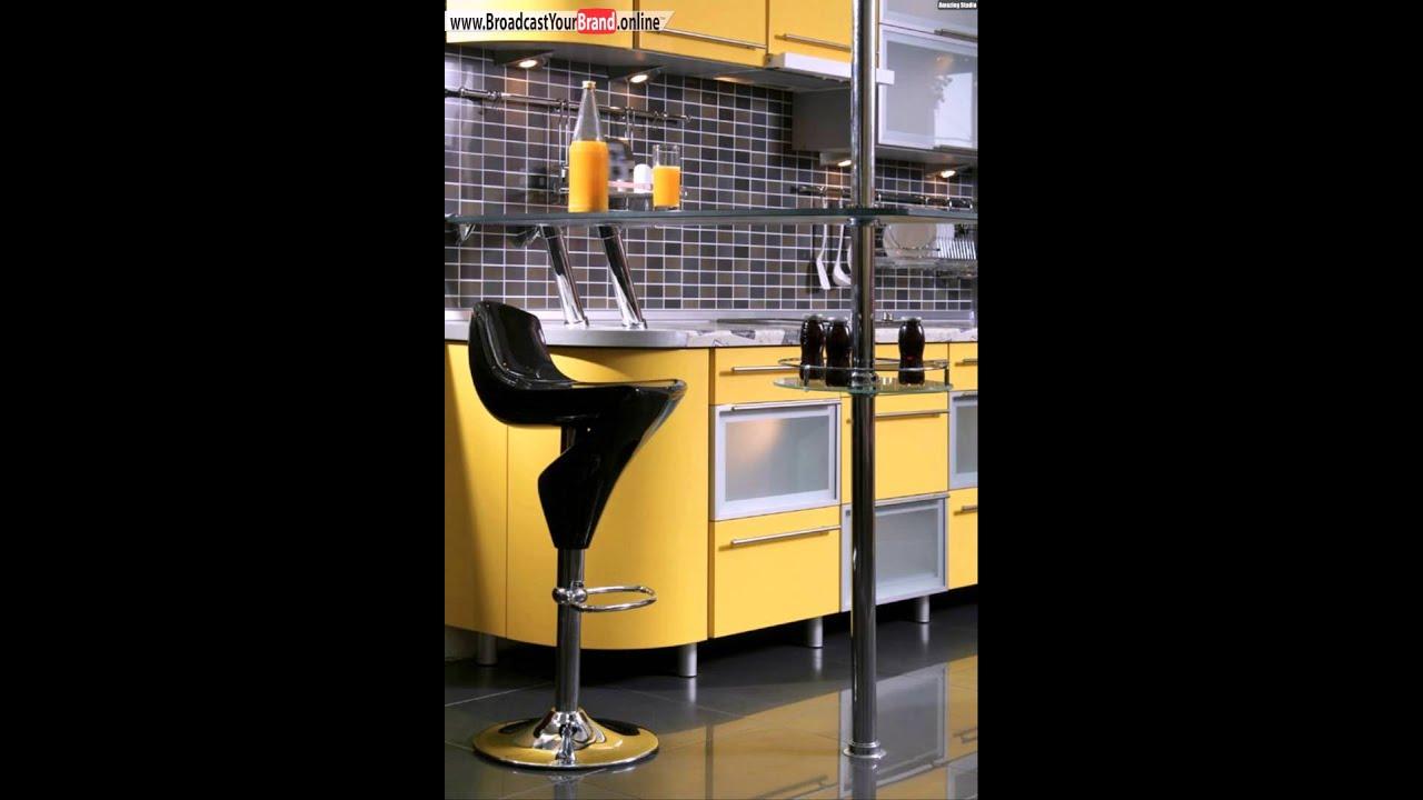 Alternativen Zum Fliesenspiegel Küchenrückwand Schwarz - YouTube