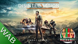 Disintegration Review - FPS meets RTS (Video Game Video Review)