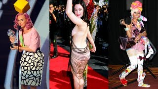 Top 10 Craziest VMA Outfits of All Time