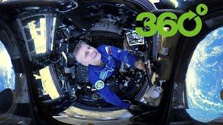 Space 360: Despertar en la Estación Espacial Internacional