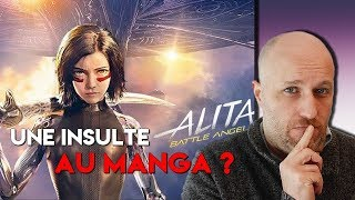 ALITA BATTLE ANGEL - Critique ! (spoilers à 5:20)