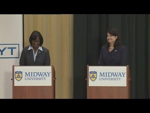 Lt. Governor Debate