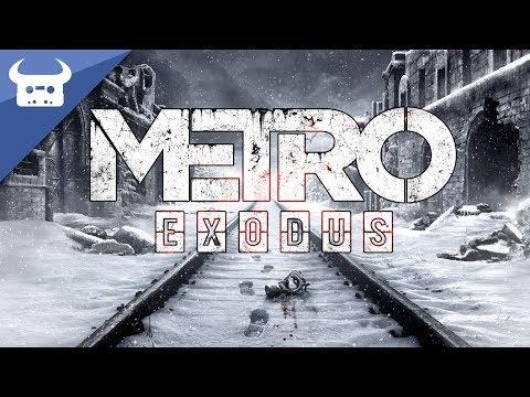 METRO EXODUS RAP SONG   E3 2018 Trailer