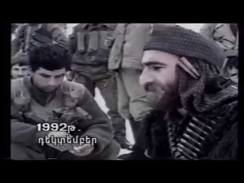 Pavel Manukyan An Artsakh War Hero