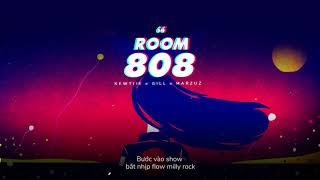Room 808 - Kewtiie x Gill x Marzuz 「Lyrics Video」 #God