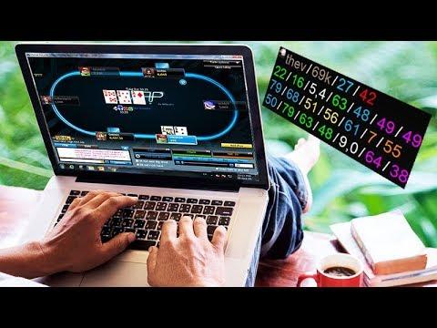 Помощник в заработке онлайн покером. HUD статистика