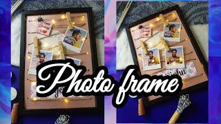 Poloroid Photo frame | DIY photo frame screenshot 5