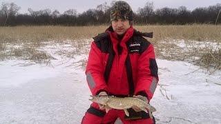 Зимняя рыбалка  Открытие сезона 2015 2016 г г.