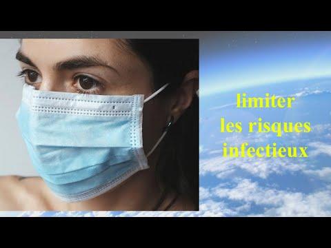limiter les risques infectieux