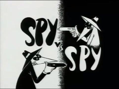 MADtv - Spy vs Spy (1995)