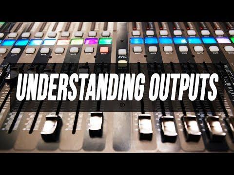 X32/M32 Quick Tip 022: Understanding Outputs