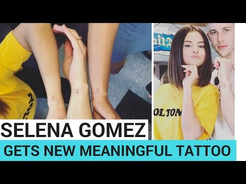 The Meaning Behind Selena Gomez's Important New Tattoo