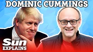 Who is Dominic Cummings? Boris Johnson's chief adviser