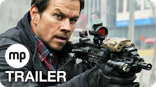 Mile 22 Trailer 2 Deutsch German (2018)