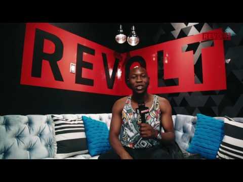 Video: Seun Kuti On RevoltTV