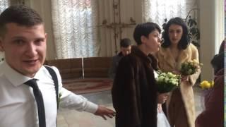 Свадьба семьи Романенко