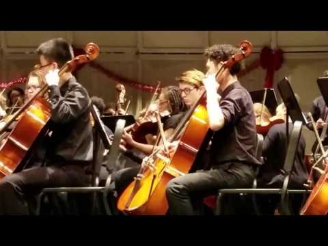 Northeast Magnet High School Winter Orchestra Concert