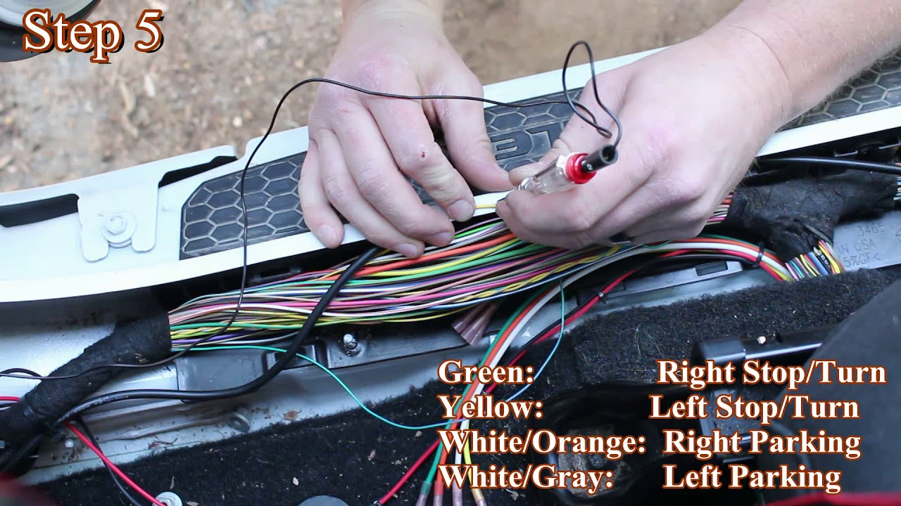 how to install jl tow harness kit by cooltech CJ Wiring Harness