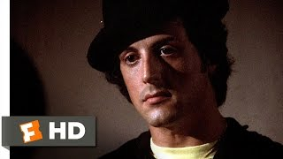 Rocky II (3/12) Movie CLIP - You Got the Heart, But You Ain't Got the Tools (1979) HD