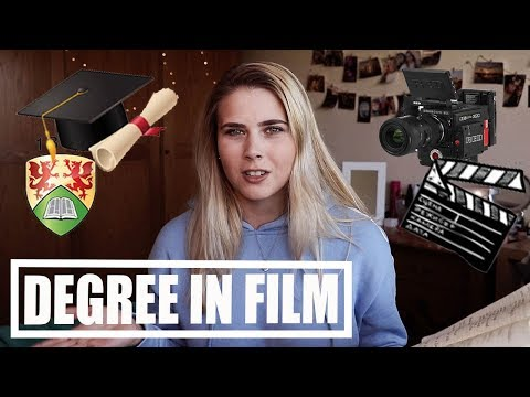 WHY YOU SHOULD STUDY FILM | University/Film School