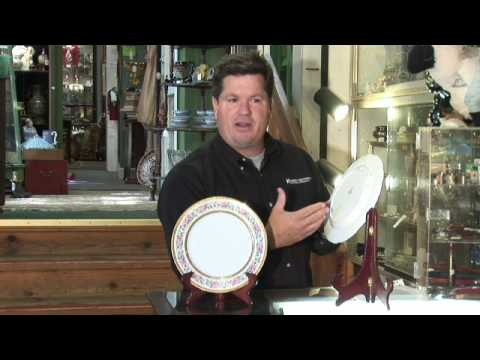 About Antiques : About Antique Dish Values
