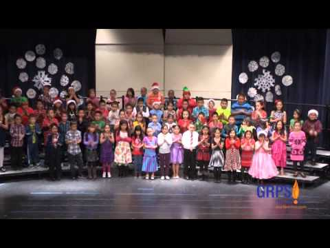 Burton Elementary School Christmas Program Youtube