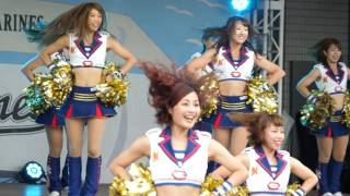 hirune5656 #kawaii #cheerleader #M☆Splash!! #20170802 #超絶カワイイ.