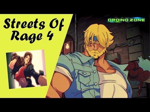 Comment est le nouveau Streets Of Rage 4?