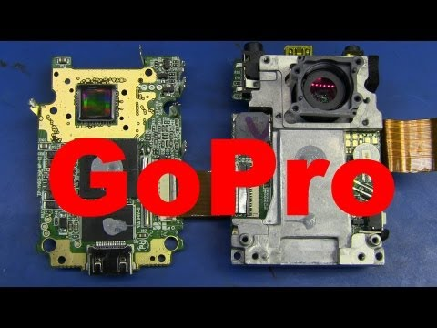 EEVblog #399 - GoPro Hero 2 Teardown