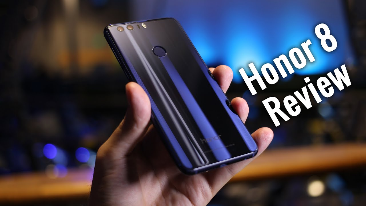 Honor 8 - Full phone specifications