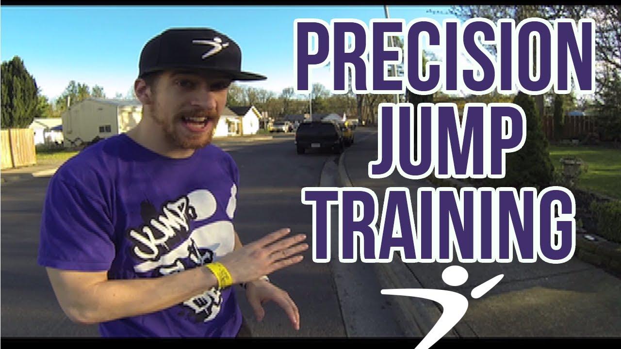 PARKOUR LESSON #8: Basic Precision Jump Training (Brandon's Basics ...