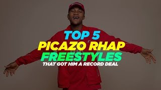 Top 5 Freestyles That Got Picazo Rhap A Record Deal   YBNL MAFIA