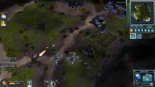 Red Alert 3: Uprising Commander's Challenge Be Quick or Be Dead