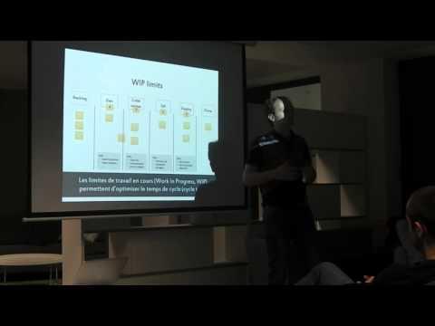 Gérez votre processus de développement avec Kanban par Antoine Roux