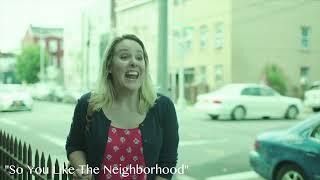 Comedic: Annoying Neighbor opposite Sarah Stiles
