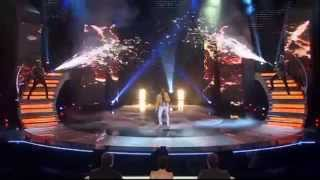 thomas crane freddie mercury australia s got talent 2011 grand final
