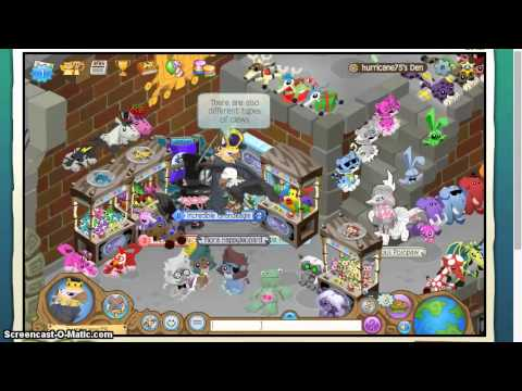 Animal jam Games: The Claw
