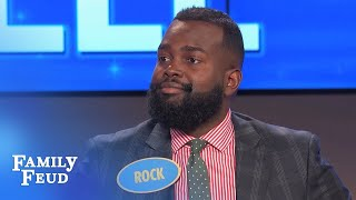 2 People... and ROCK! | Family Feud