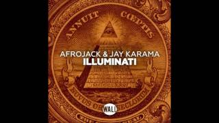 Обложка Afrojack Jay Karama Diamonds Out On 6th January 2017
