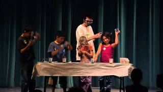 Chemistry Magic Show - October 22, 2010 - Adams State College