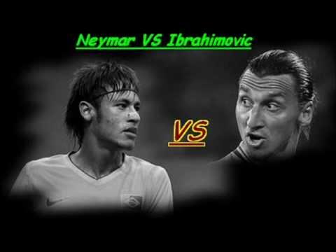 Neymar dreams of playing with Ibrahimovic...PSG
