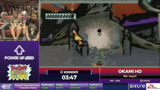 Okami Hd By Kinnin11 In 1:25:28 - Sgdq2017 - Part 10