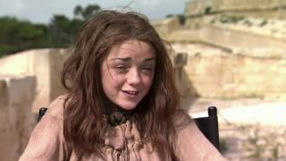Game Of Thrones: The Artisans - Maisie Williams (HBO)