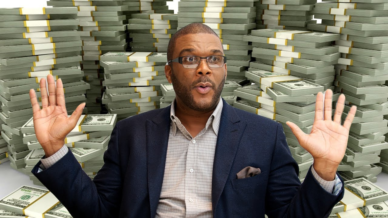 how rich is tyler perry   the richest star in hollywood